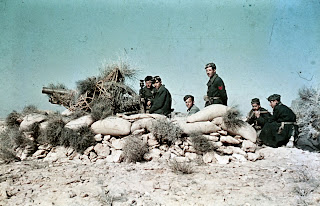 Image result for italian army ww2 north africa artillery