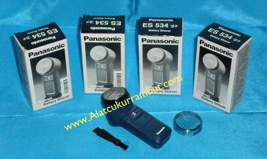 Alat Cukur Kumis ( Shaver ) Electric Panasonic ES 534 Harga Murah ... 9efb378706