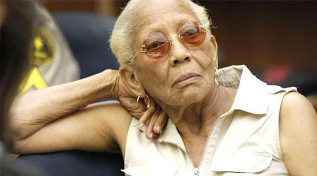 66-year-old Doris pen is ashamed of theft