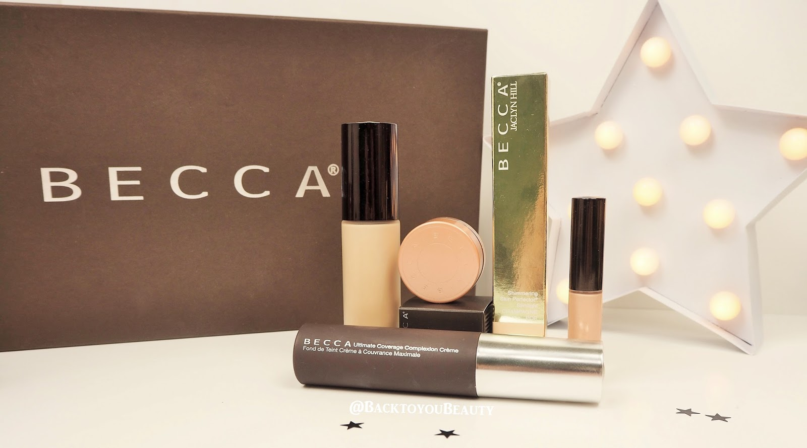 Becca Qvc Tsv – 5 piece Complexion and Radiance Collection – Global
