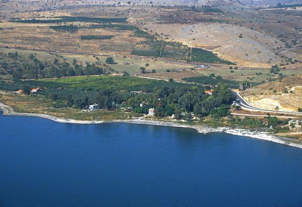 Resultado de imagem para o mar da Galileia