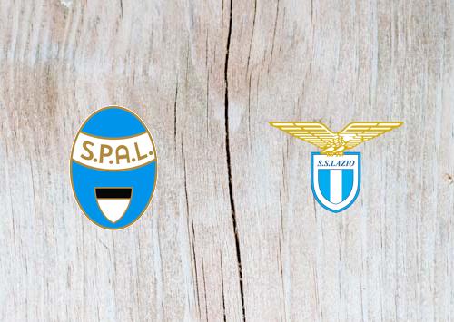 SPAL vs Lazio - Highlights 3 April 2019