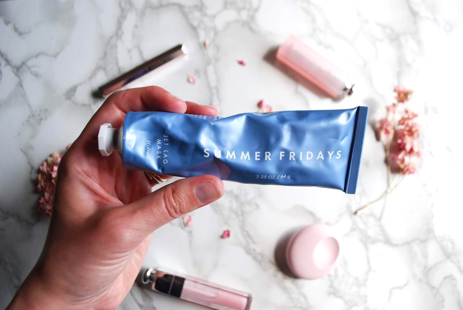 summer fridays jet lag mask: worth the hype?