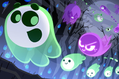 Google's Halloween Doodle 2018, Google, Google's Halloween, Google's Halloween Doodle, Halloween Doodle 2018, first multiplayer game, Halloween today, tech news, tech, gaming, google games, latest tech news,