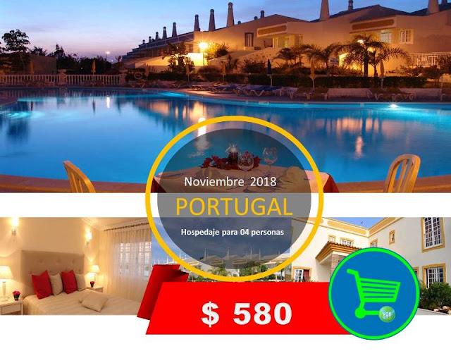 imagen Paquete Turistico Portugal para familia