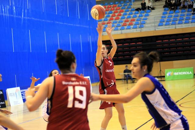 Baloncesto | Barakaldo EST afronta una difícil visita al Unamuno pese a su situación en la tabla