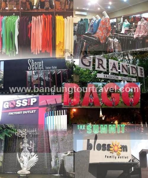 wisata belanja, factory outlet bandung, bandung city tour, jalan dago bandung, jalan riau bandung, bandung tour
