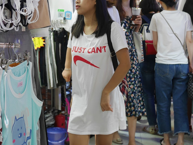 """Just Can't"" dress"