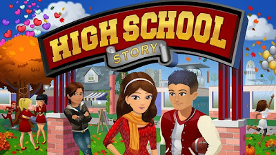 Download Free High School Story Game Hack (All Versions)  Unlimited Book, Coins, Rings 100% Working and Tested for IOS And Android MOD, Trainer