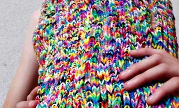 Wow! Baju dari Karet Gelang dan Terjual dengan Harga 3.5 Miliar