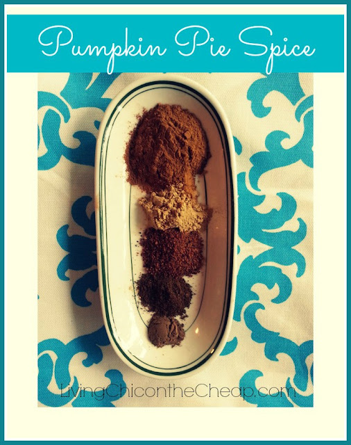 pumpkinpiespice1 27 Amazing Apple and Pumpkin Recipes for Fall 78
