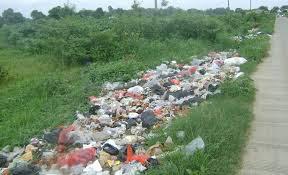 Waduh, Puluhan TPS Sampah Liar Bermunculan Di Karawang