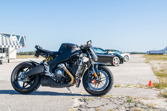 2014 EBR 1190rx with lamborghini and ferrari