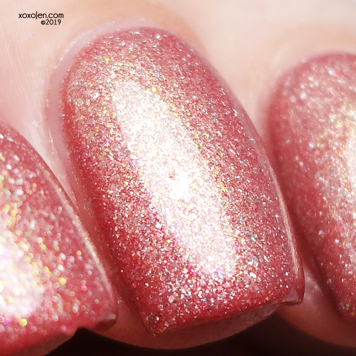 xoxoJen's swatch of Blush Cocktails & Caviar