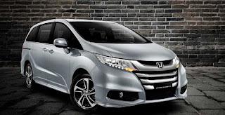 2019 Honda Odyssey Caractéristiques, Prix, Date de Sortie et Rumeurs