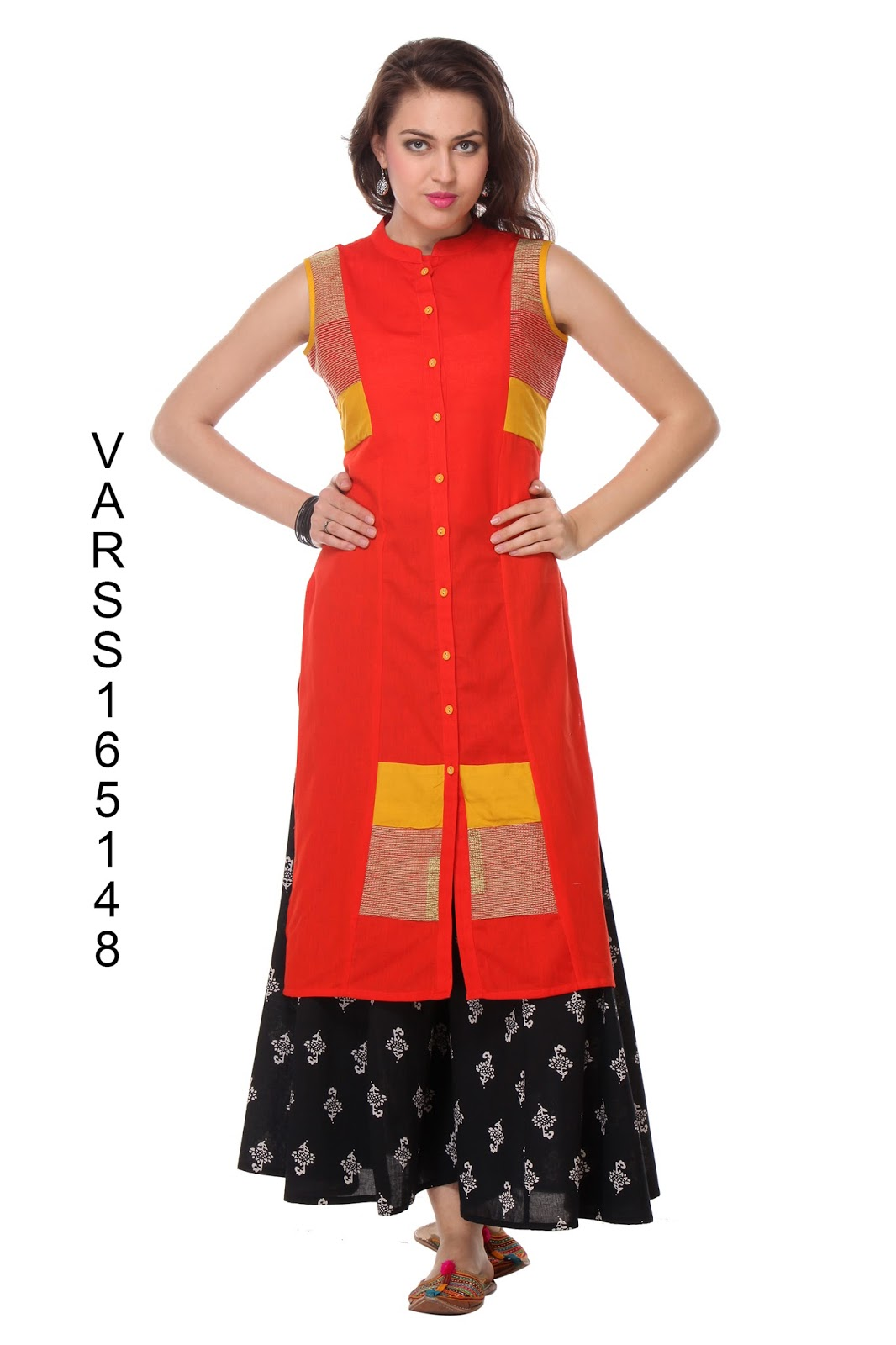 Rayon 12 – Stylish And Designer Rayon With Printed Kurti