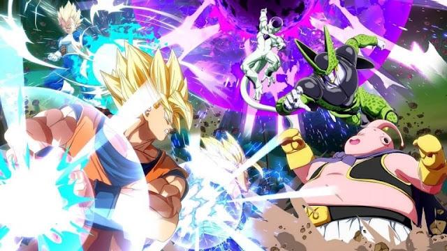 التنين Shenron قد يكون متواجد في لعبة Dragon Ball FighterZ