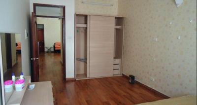 Chính chủ bán căn hộ giá rẻ 44m2 tại Phú Thượng, 2 ngủ, đủ đồ 670 triệu