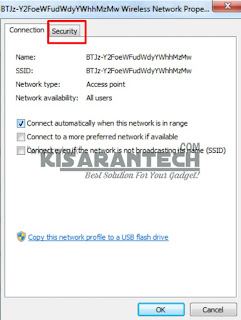 cara melihat password wifi di laptop