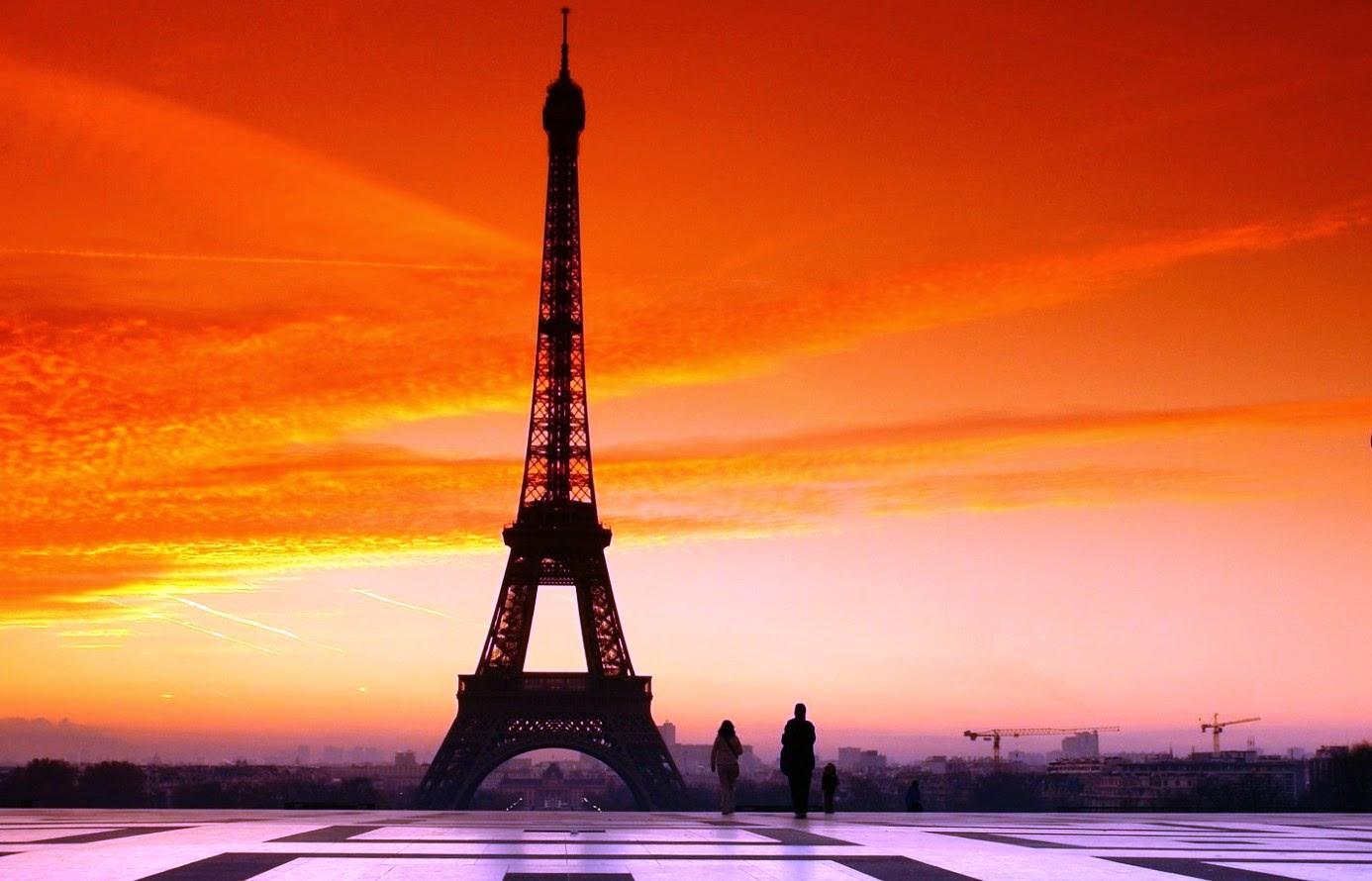 Torre Eiffel Pontos turísticos em Paris