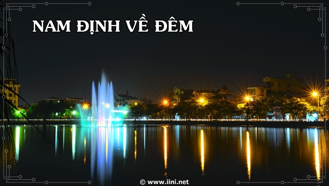 Nam Định Về Đêm