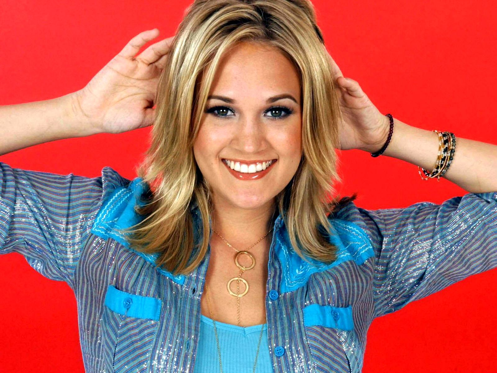 Celebrity Hairstyle Carrie Underwood Haircut Styles