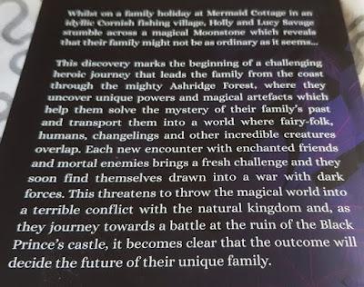 Legend Of The Lost Ian P Buckingham back page blurb