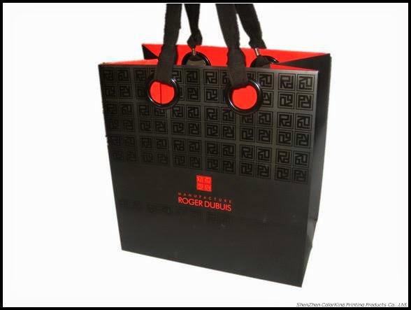 shopping bag spot uv