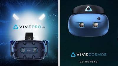 HTC Vive Pro Eye Offers Native Eye Tracking | Tech-Powers