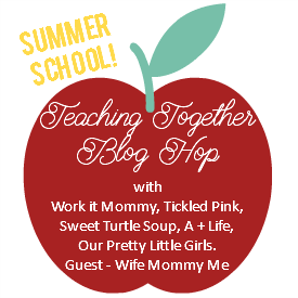 Teaching Together Blog Hop Summer School