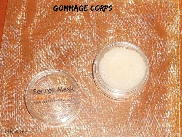 GOMMAGE CORPS SECRET MASK