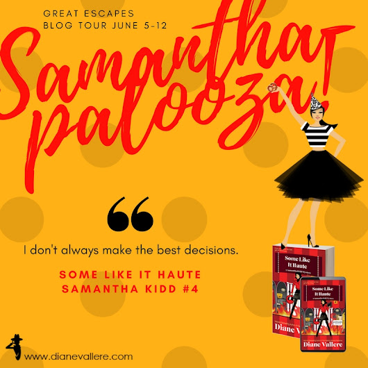 Some Like It Haute by Diane Vallere | #Samanthapalooza! Tour w/ Review & Giveaway