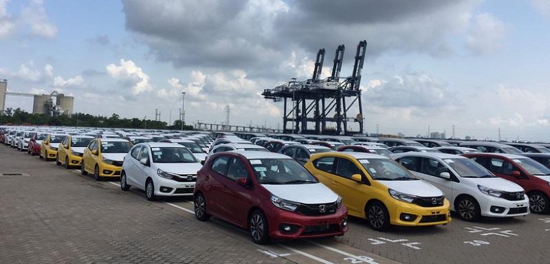 Honda Brio cập cảng Việt Nam, sẵn sàng ra mắt