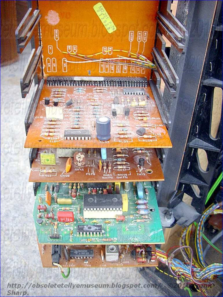 Obsolete Technology Tellye !: GALAXI MOD  GALAXONE 27