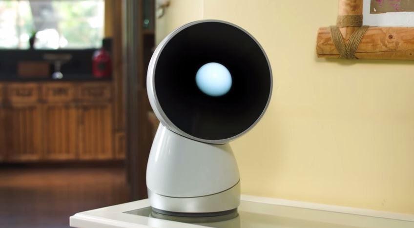一家老少的好朋友,來自MIT實驗室的首款家用機器人「Jibo」