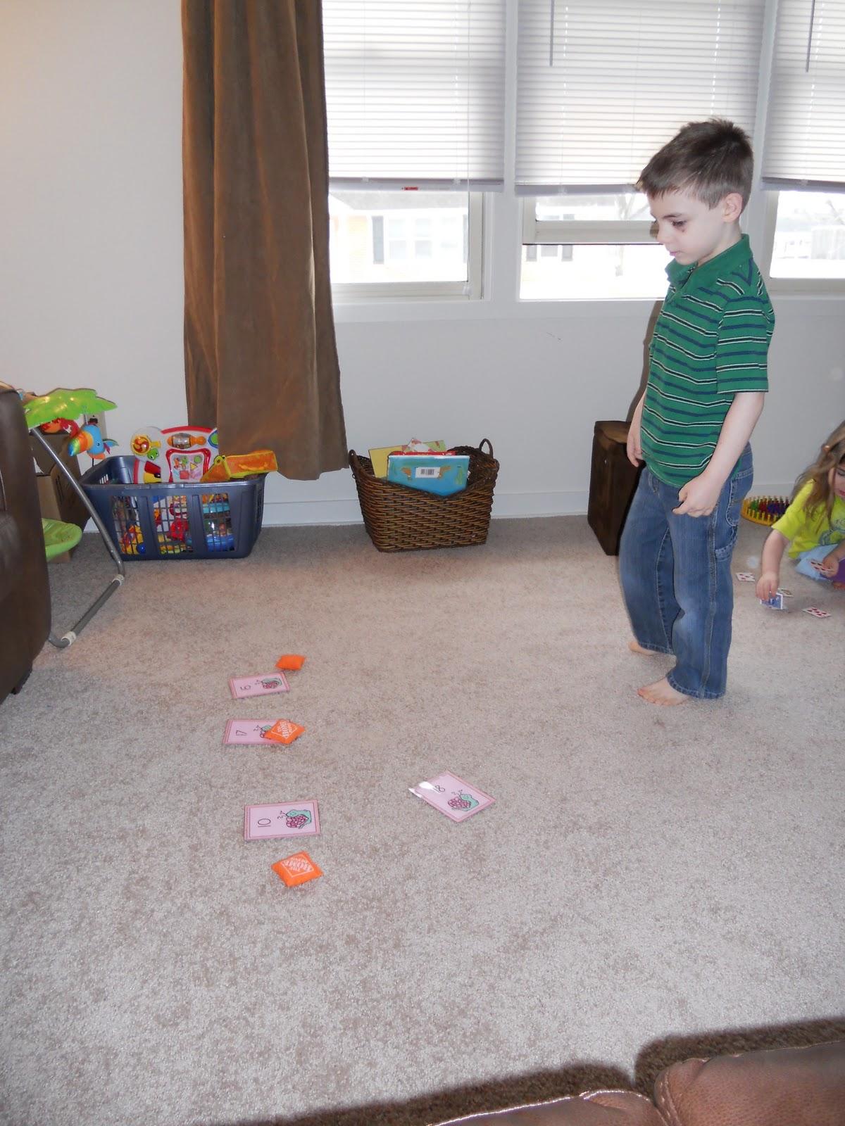 Adventures In Family Preschool Valentine S Activities