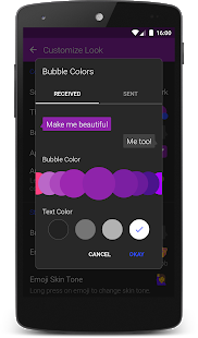 Textra SMS Pro v4.8 build 40892 Paid APK