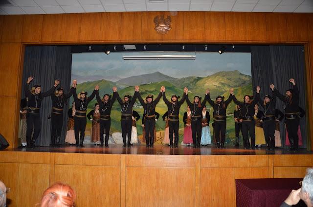 Τελετή αποφοίτησης για τα τμήματα των Αργοναυτών - Κομνηνών
