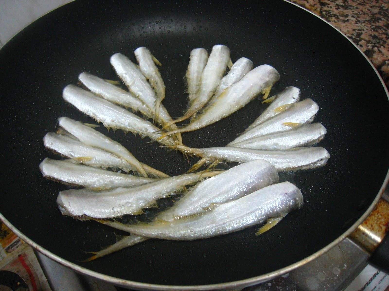 民以食為天: 香煎鳳尾魚