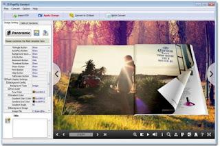 Download Software 3D PageFlip Standard 2.6.3