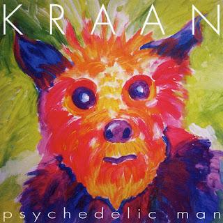 Kraan - 2009 - Psychedelic Man