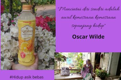 Bahagia dengan Bebaskan Hari Aktifmu Bersama Natsbee Honey Lemon