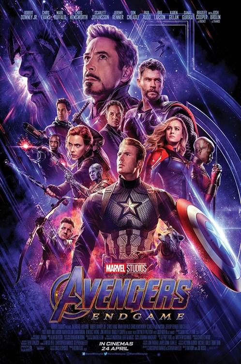 Review Filem Avengers: Endgame