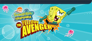 DOWNLOAD Spongebob Squarepants - The Yellow AvengerPSP game for Android - www.pollogames.com
