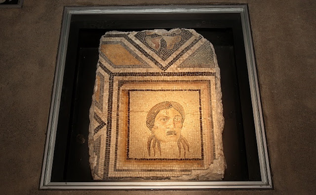 12 Zeugma mosaics to be returned to Turkey by USA