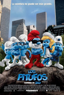 Los Pitufos (2011) Online