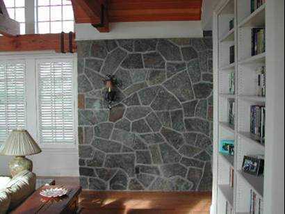 Home Interior Design  Interior Stone Wall interior stone wall
