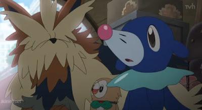 Pokemon Sol y Luna Capitulo 16 Temporada 20 Un Pequeño Trió, Una Gran Aventura