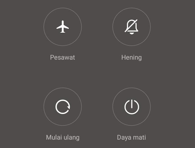 Cara Mengatasi HP Xiaomi Lemot dan Hang - Restart