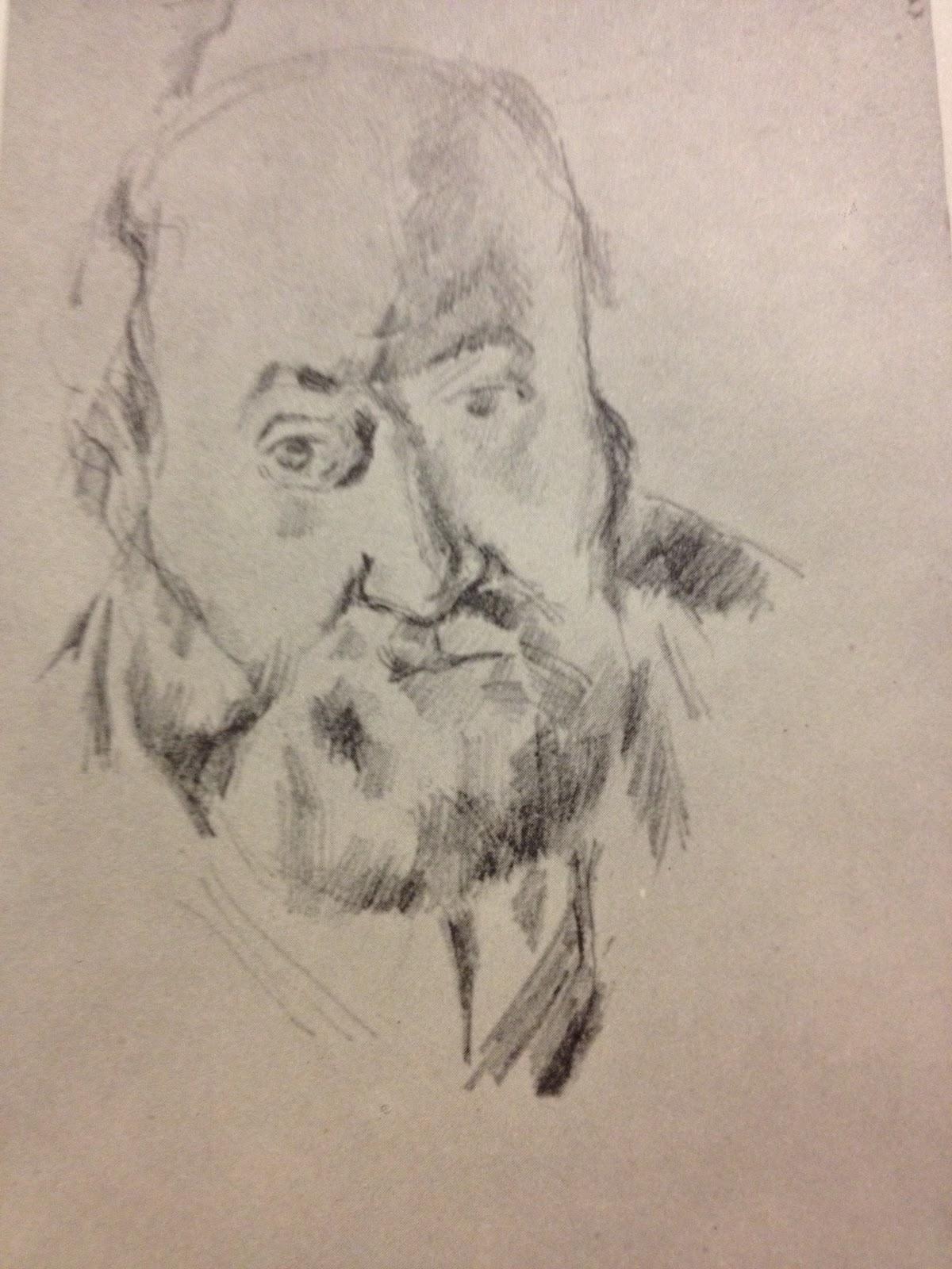 DRAWING AT DUKE: Paul Cézanne